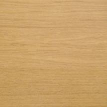 Heritage - 1.4m Left Curved End Oak Worktop Medium Image