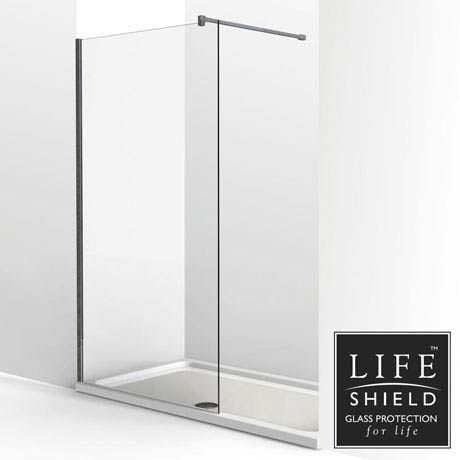 KUDOS Ultimate2 1400 x 700mm 8mm Glass Recess Shower Enclosure