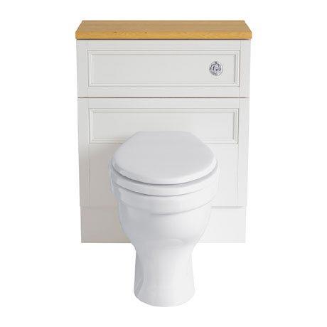 Heritage - Caversham 640mm WC Unit - Various Colour Options