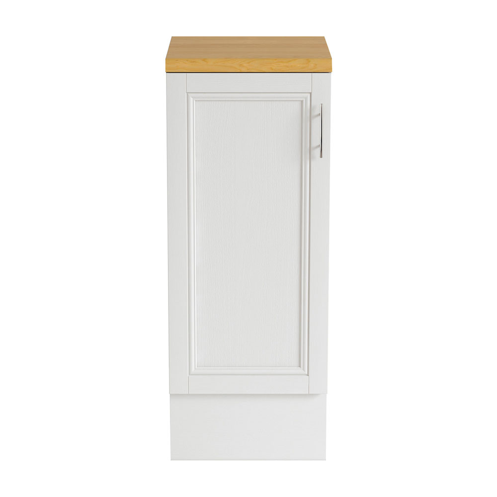Heritage - Caversham 320mm Base Unit with Brushed Stainless Steel Handle - Various Colour Options La