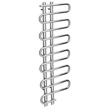 Kai Designer Heated Towel Rail 1310mm x 500mm Chrome