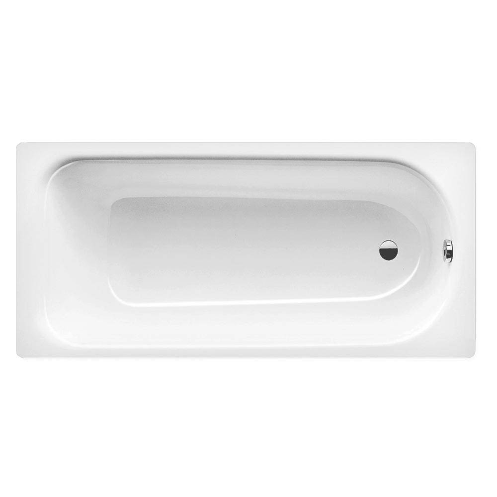 Kaldewei Eurowa 1500 x 700mm Steel Enamel Bath profile large image view 1