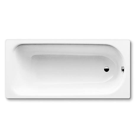 Kaldewei Saniform Plus Anti-Slip Steel Enamel Bath Inc. Legset - 1700 x 700 x 410mm