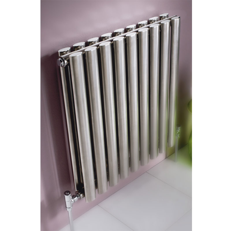 Aspen Single Panel Horizontal Designer Radiator - 6 size options