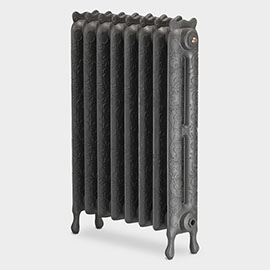 Paladin - Kensington Radiator with Crown - 780mm Height - Various Width and Colour Options