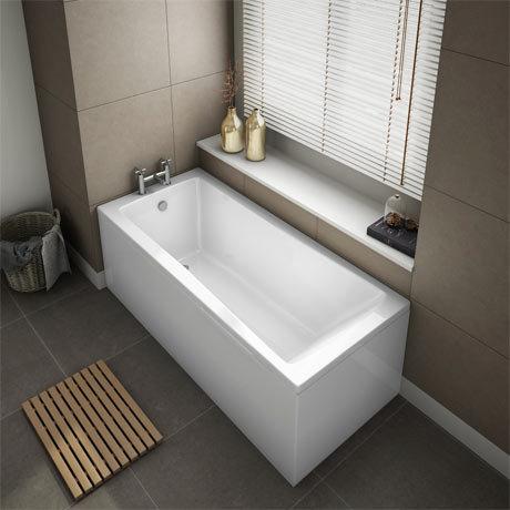 Kent Premiercast Single Ended Bath