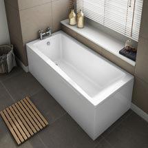 Kent Single Ended Bath Medium Image