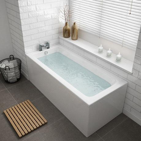 Kent Single Ended Bath + Panels
