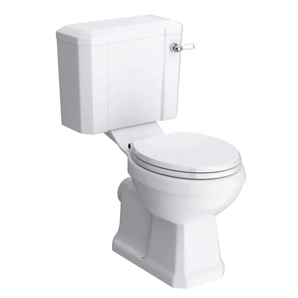 Keswick 4-Piece Traditional Bathroom Suite profile large image view 4