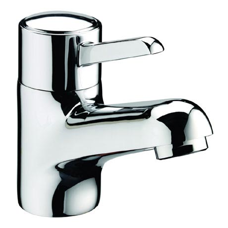 Bristan - Tempo Cold to Hot Single Mixer Tap - Chrome - L-TT-C