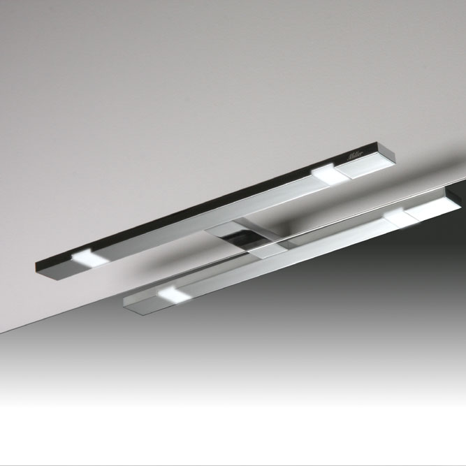 Miller - LED Top Light for Cabinets and Mirrors - L101 Large Image