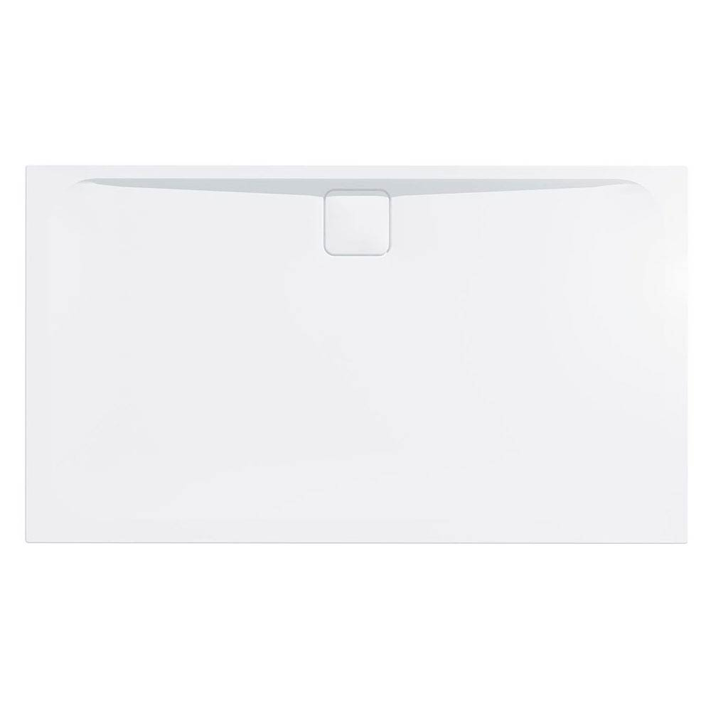 Merlyn Level25 Rectangular Shower Tray profile large image view 2