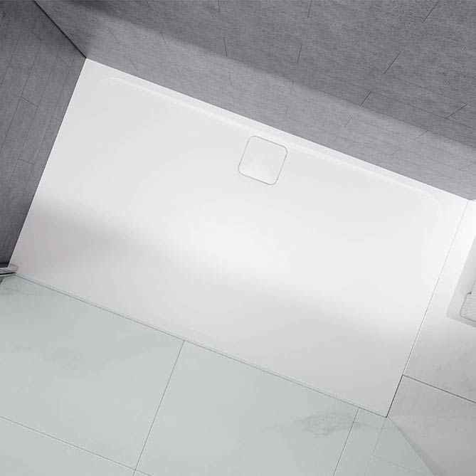Merlyn Level25 Rectangular Shower Tray profile large image view 3