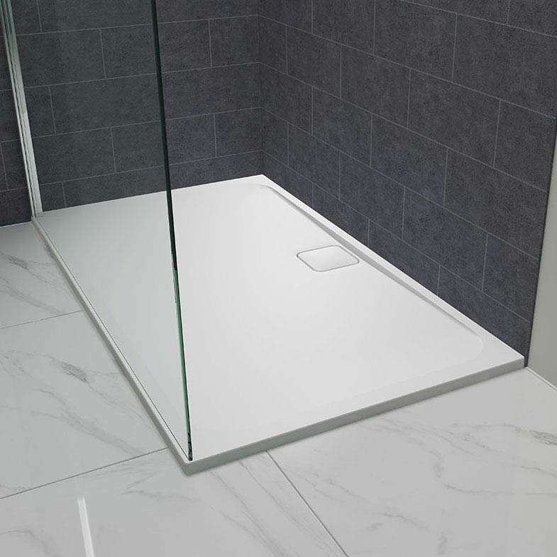 Merlyn Level25 Rectangular Shower Tray profile large image view 5
