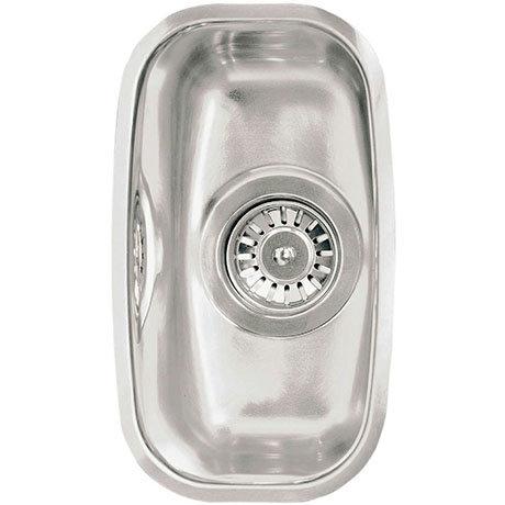 Reginox Comfort 0.5 Bowl Stainless Steel Inset/Undermount Kitchen Sink