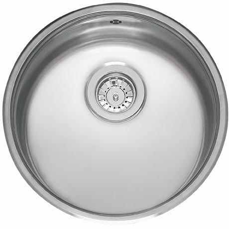 Reginox L18390OKG 1.0 Bowl Stainless Steel Inset/Undermount Kitchen Sink