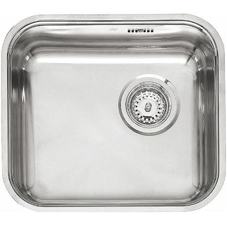 Reginox L184035OKG 1.0 Bowl Stainless Steel Inset/Undermount Kitchen Sink