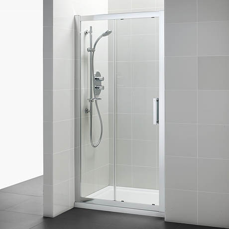 Ideal Standard Synergy Sliding Shower Door - 1200mm