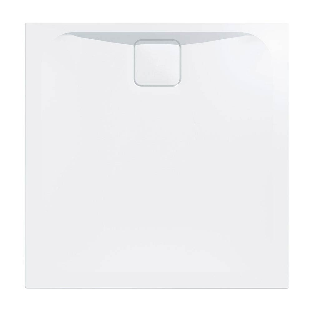 Merlyn Level25 Square Shower Tray - 900 x 900mm profile large image view 2
