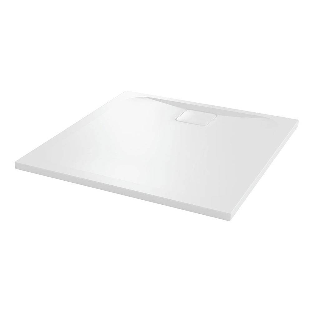 Merlyn Level25 Square Shower Tray - 900 x 900mm Large Image