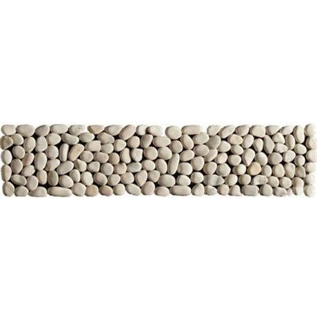 Laura Ashley - 5 Malvern Pebble Beige Strips - 300x70mm - LA50952