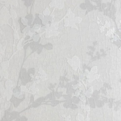 Laura Ashley - 10 Wintergarden Floral Grey Wall Gloss Tiles - 248x398mm - LA51027 Profile Large Image