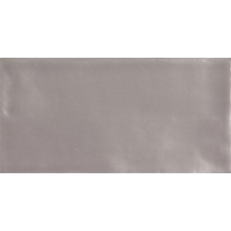 Laura Ashley - 22 Artisan French Grey Gloss Wall Tiles - 150x75mm - LA51546