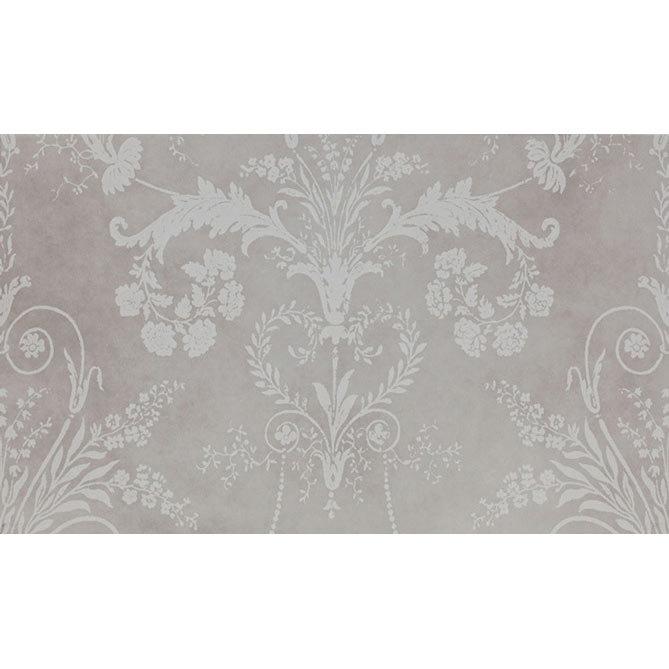 Laura Ashley Josette Dove Grey Decor Wall Tiles (Part B) - 298 x 498mm - LA51614  Feature Large Imag