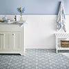 Laura Ashley Mr Jones Midnight Wall & Floor Tiles - 331 x 331mm - LA52949 Small Image