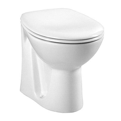 Vitra - Layton Back to Wall Toilet Pan - 2 Seat Options Large Image