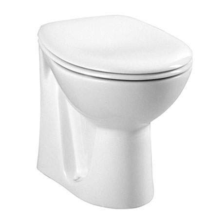 Vitra - Layton Back to Wall Toilet Pan - 2 Seat Options
