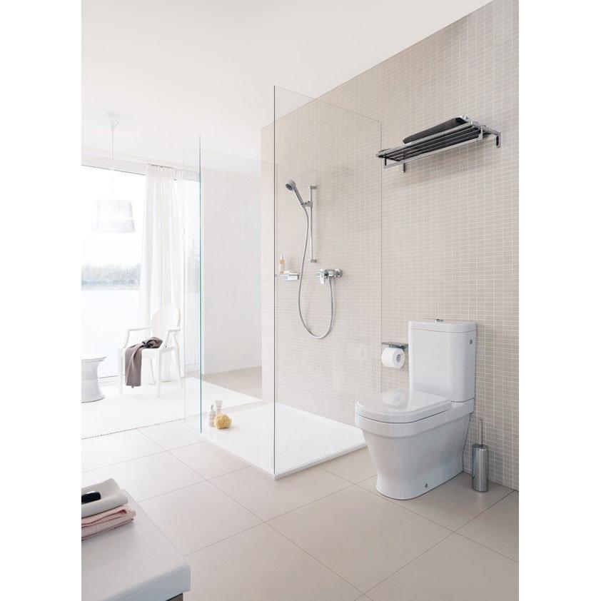Laufen - Lb3 Classic Close Coupled Toilet - LB3WC1 profile large image view 2