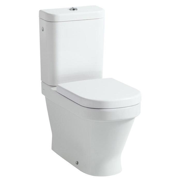 Laufen - Lb3 Classic Close Coupled Toilet - LB3WC1 profile large image view 1