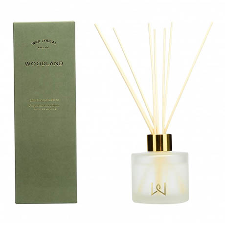 Wax Lyrical Lakes Collection Woodland 100ml Reed Diffuser