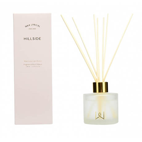 Wax Lyrical Lakes Collection Hillside 100ml Reed Diffuser