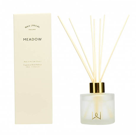 Wax Lyrical Lakes Collection Meadow 100ml Reed Diffuser