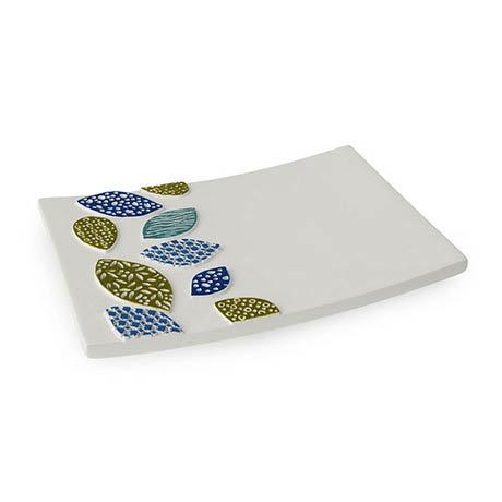 Leaf Freestanding Soap Dish