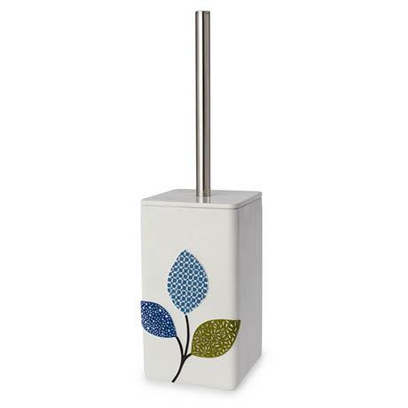 Leaf Freestanding Toilet Brush & Holder
