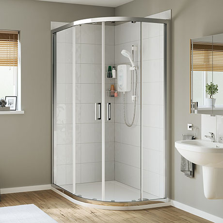 Mira Leap Offset Quadrant Shower Enclosure