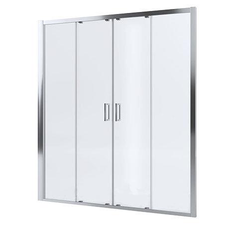 Mira Leap Double Sliding Shower Door