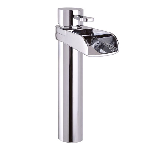 Mayfair - Lila Freestanding Mono Basin Mixer Tap - LIL029 Large Image