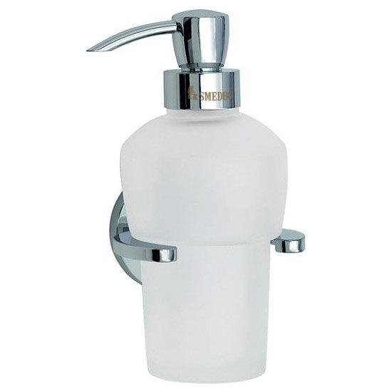Smedbo Loft - Soap Dispenser Wallmount - LK369 profile large image view 1