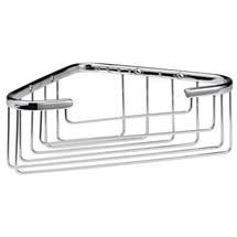 Chrome Deep Corner Basket - LL306 Medium Image