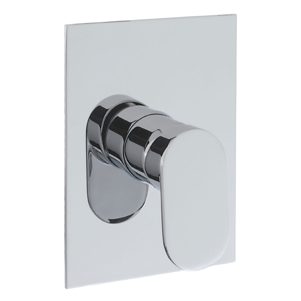 Crosswater - Love Me Concealed Manual Shower Valve - LM0004RC Large Image