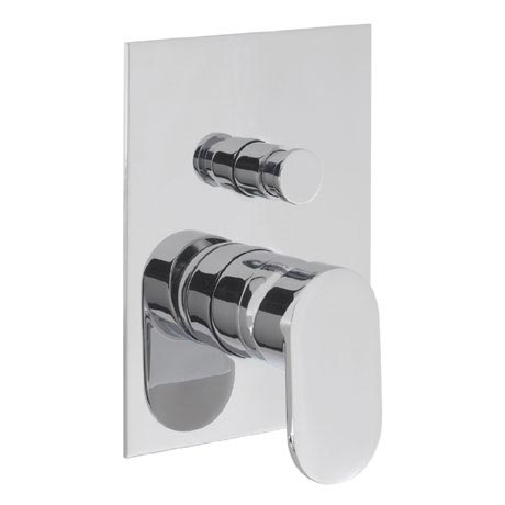 Crosswater - Love Me Concealed Manual Shower Valve with Diverter - LM0005RC