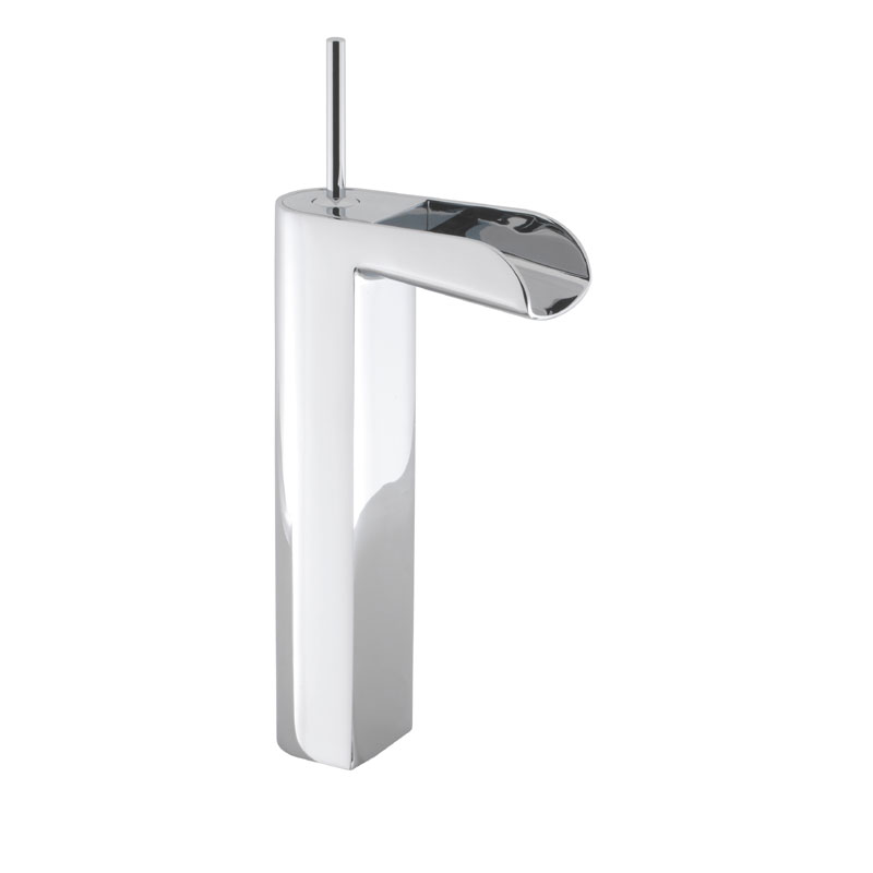 Crosswater - Love Me Tall Monobloc Basin Mixer - LM112DNC Large Image