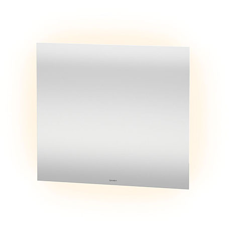 Duravit 800 x 700mm Illuminated Ambient LED Mirror with Sensor Switch - LM781600000