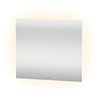 Duravit 800 x 700mm Illuminated Ambient LED Mirror with Sensor Switch - LM781600000 profile small image view 1