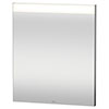 Duravit 600 x 700mm Illuminated LED Mirror with Sensor Switch - LM784500000 profile small image view 1