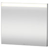 Duravit 800 x 700mm Illuminated LED Mirror with Sensor Switch - LM784600000 profile small image view 1